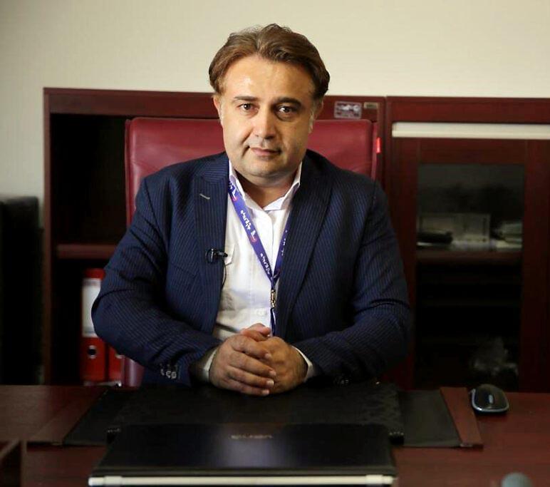 وحید اسدی - مدیر عامل کارگو ترمینال اصفهان